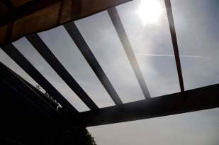 Structure pour Brise-Soleil