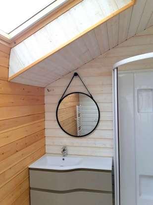 Lambris salle de bain